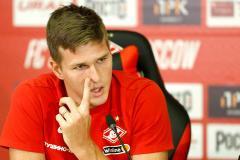Александр Соболев: У меня ликует душа, потому что с детства мечтал сыграть в Лиге чемпионов