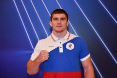 Баркал, Муса! Первую золотую медаль в борьбе нам принес Муса Евлоев