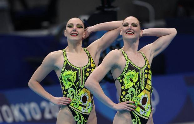 Синхронистки Ромашина и Колесниченко принесли России 14-е золото Олимпиады в Токио