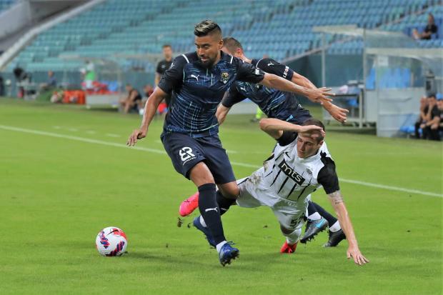 «Сочи» сыграл дома вничью с «Партизаном» в первом матче квалификации Лиги конференций