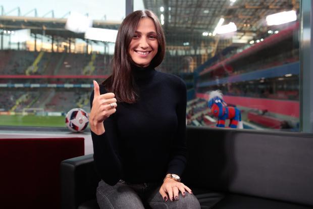 ЦСКА поздравил Ласицкене с победой на Олимпийских играх в Токио