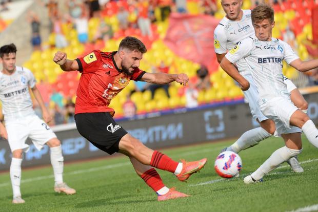 «Арсенал» победил дома «Крылья Советов» в матче РПЛ