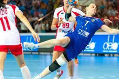 Гандболистка Дмитриева намерена приостановить спортивную карьеру