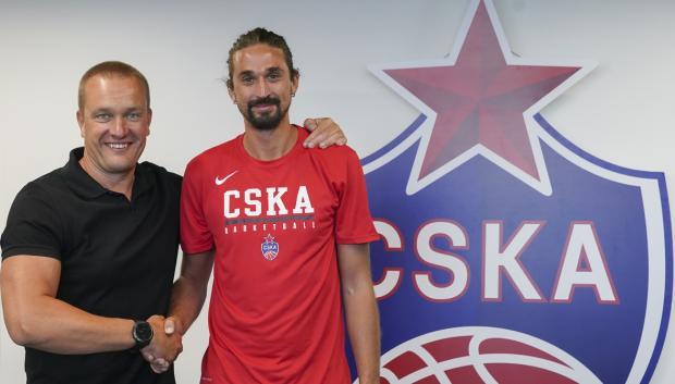 Официально: Швед стал игроком ЦСКА