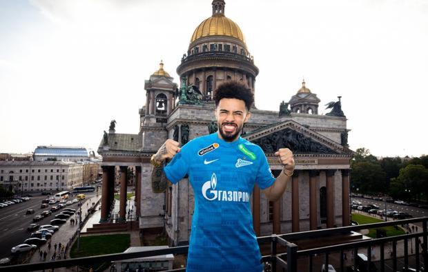 Клаудиньо подписал контракт с «Зенитом»