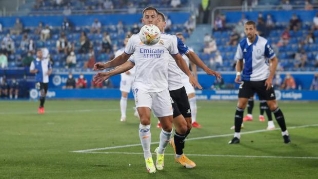 «Реал» добился первой победы в сезоне, разгромив на выезде «Алавес»