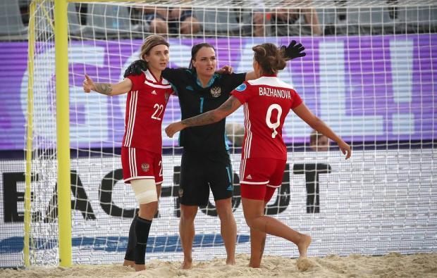 Женская сборная России обыграла Бразилию в заключительном туре Межконтинентального кубка