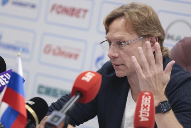 Валерий Карпин: Дзюба сказал, что мечтает играть за сборную