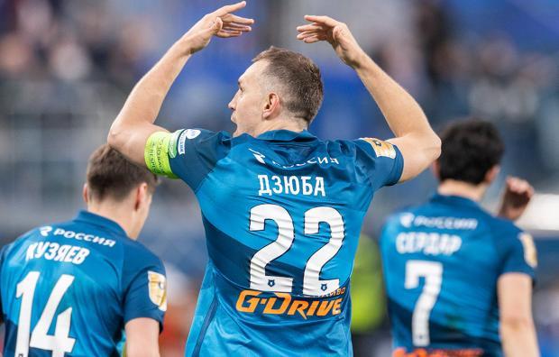 Дзюба не нужен Карпину и Семаку, Роналду пристраивают в «Ман Сити», Капризов торгуется с клубом
