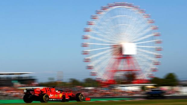 Гран-при Японии отменено из-за коронавируса