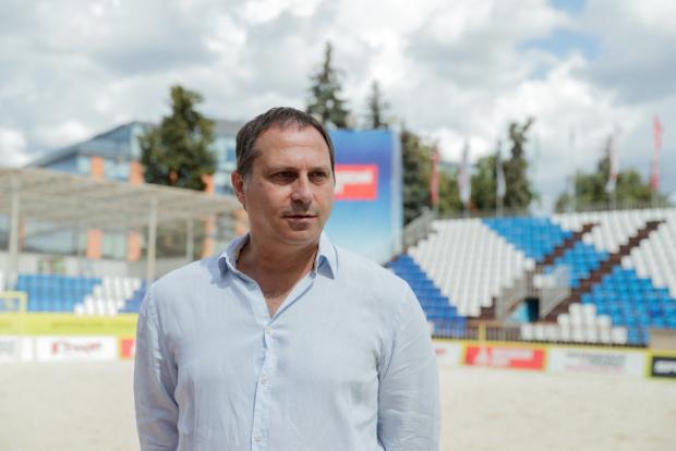 Илья Володарский: Ждем на ЧМ по пляжному футболу всех, включая Инфантино