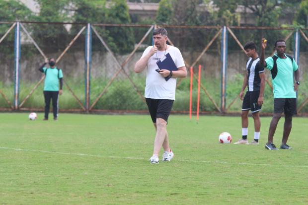 Андрей Чернышов: На матчи моей нынешней команды в Калькутте собираются 65 тысяч болельщиков