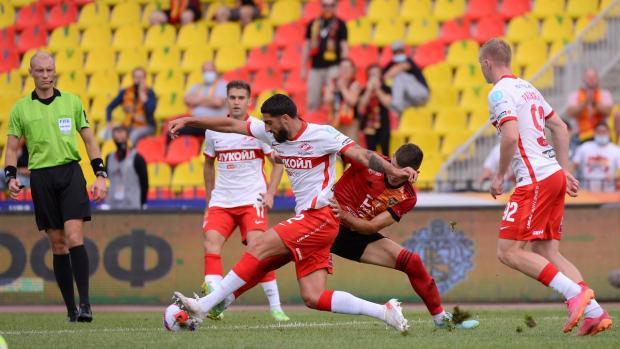 «Арсенал» ушел от поражения в домашнем матче со «Спартаком»