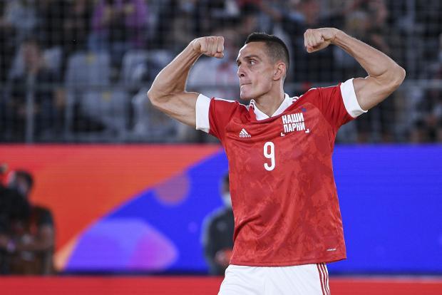Сборная России обыграла команду Парагвая в серии пенальти в матче ЧМ-2021