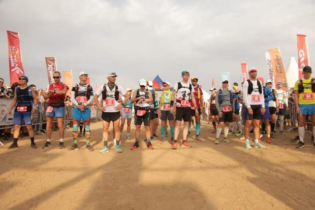 На марафоне «Эльтон Ультра» бег позволяет выползти из состояния черепахи и полететь птицей