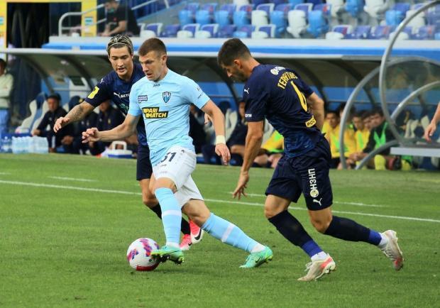 «Ростов» одержал свою первую победу в нынешнем сезоне, обыграв «Нижний Новгород»