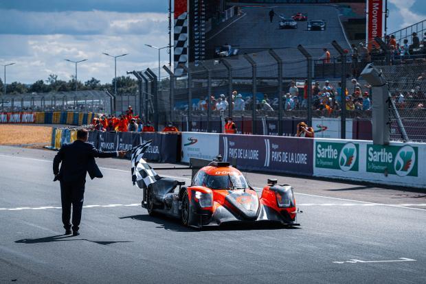 Драматичные «24 часа Ле-Мана» для G-Drive Racing