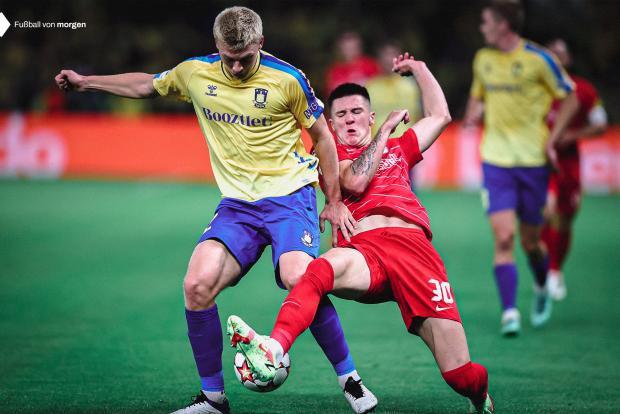 «Шериф» и «Зальцбург» сыграют в групповом этапе Лиги чемпионов