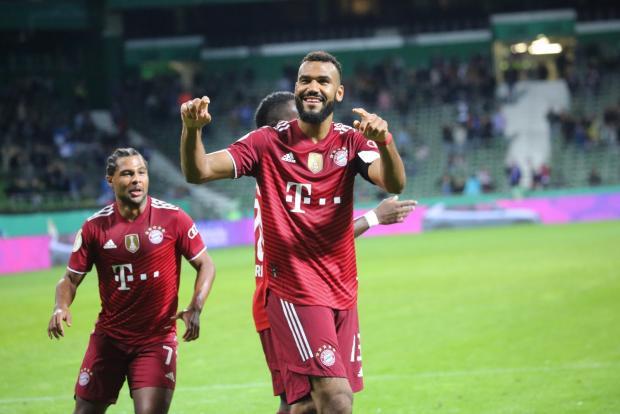 «Бавария» отправила 12 мячей в ворота «Бремера» в матче Кубка Германии, Шупо-Мотинг оформил покер