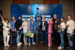 Шахматная школа Яна Непомнящего провела турнир Business Legends (фото)