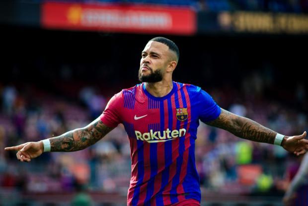 «Барселона» обыграла «Хетафе» благодаря голу Депая
