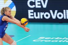 Ксения Смирнова: Интересно играть против знакомого соперника
