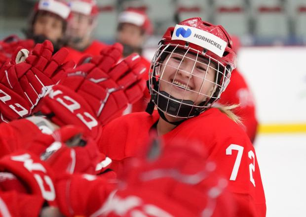 Сборная России заняла пятое место на женском чемпионате мира, обыграв Японию