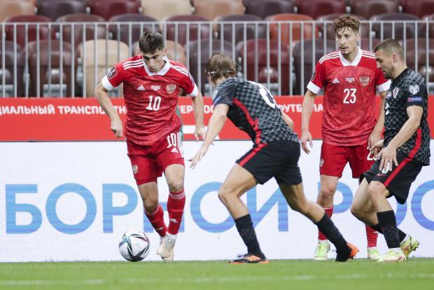 Евгений Ловчев: Игры нет, но сейчас и ничья с хорватами хороший результат, как говорится, пронесло