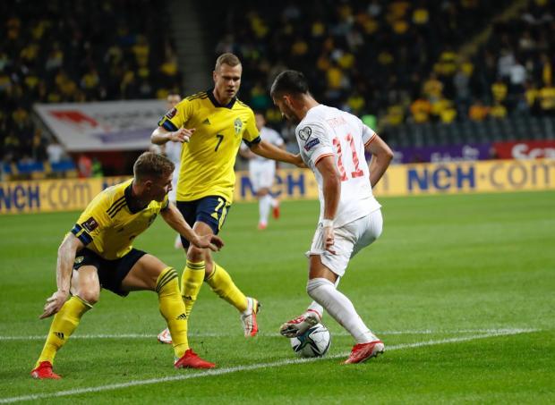 Гол Классона принес победу сборной Швеции над Испанией