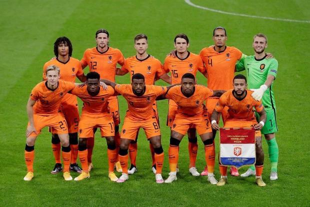 Нидерланды выиграли Черногорию и сравнялись с Норвегией по количеству очков в группе