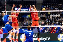 Сборная России переиграла команду Финляндии в матче чемпионата Европы