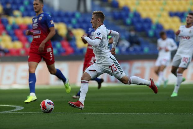 «Локомотив» победил ЦСКА в товарищеском матче