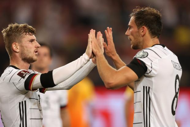 Германия разгромила Армению, забив шесть безответных мячей