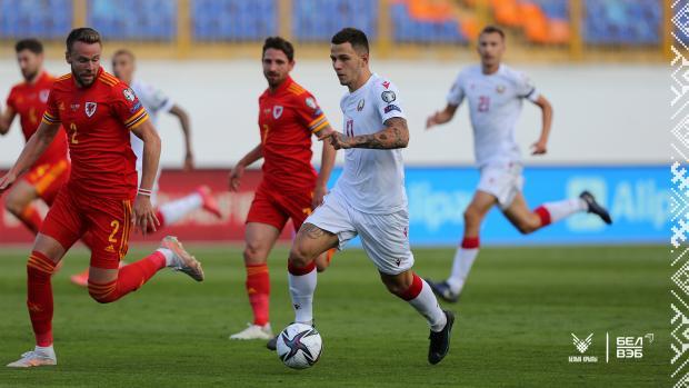 Сборная Уэльса вырвала победу у Белоруссии