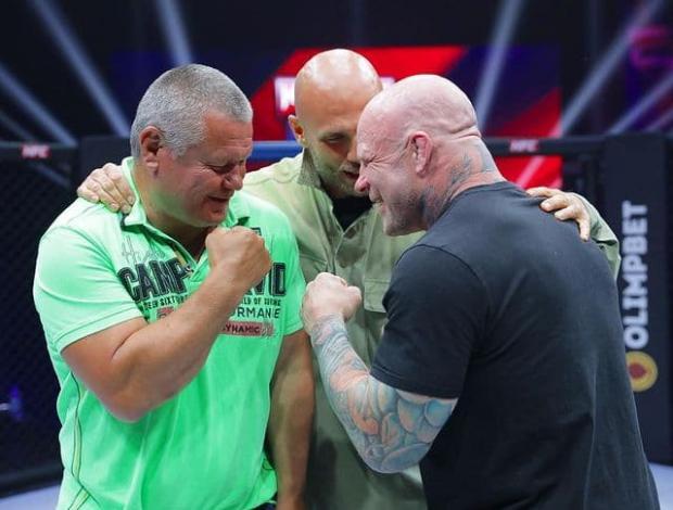 Легенда ММА Олег Тактаров выйдет на бой с Джеффом Монсоном в рамках промоушена HardCore MMA