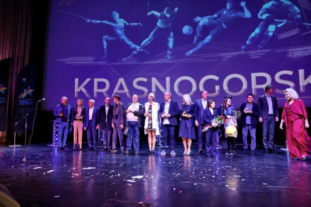 В Москве завершился XIX Международный фестиваль спортивного кино «KRASNOGORSKI»