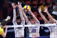 Сборная России победила команду Украины и вышла в четвертьфинал чемпионата Европы