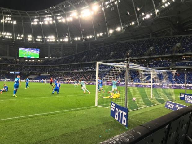 «Нижний Новгород» одержал выездную победу над «Динамо»