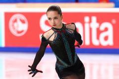 Сергей Шахрай: Валиева будет главной претенденткой на победу на Олимпиаде в Пекине