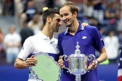 Медведев выиграл US Open. Взял первый «шлем», сорвал рекорд Джоковичу и назвал его величайшим