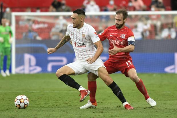 «Севилья» сыграла вничью с «Зальцбургом» в матче с четырьмя пенальти