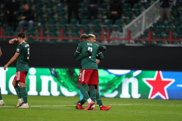 Есть первый гол в еврокубках! «Локомотив» дома спас ничью с «Марселем»