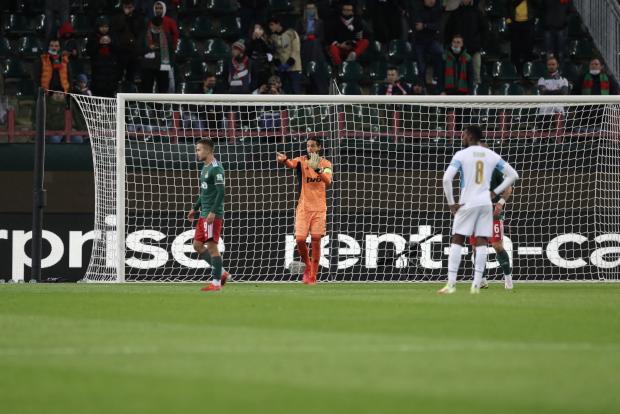 «Марсель» открыл счет в матче Лиги Европы с «Локомотивом»