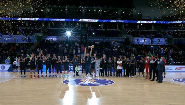 ЦСКА обыграл «Зенит» и выиграл Суперкубок Единой лиги ВТБ