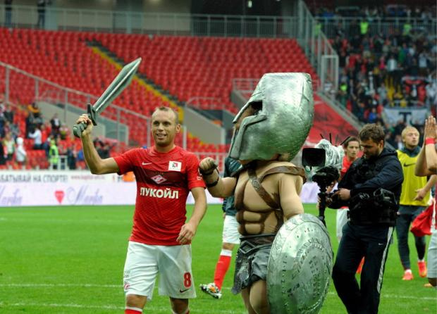 Глушаков готов бесплатно играть за «Спартак»