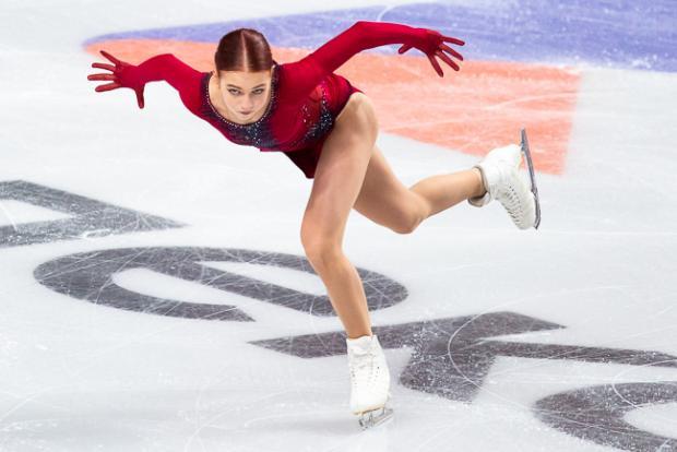 Трусова снялась с произвольной программы этапа Кубка России в Сызрани