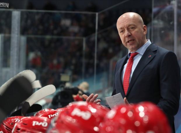 «Локомотив» объявил об отставке Скабелки и назначении Никитина на пост главного тренера команды