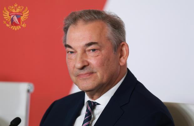 Владислав Третьяк: Не сомневаюсь, мировой хоккей под руководством Тардифа добьется новых свершений