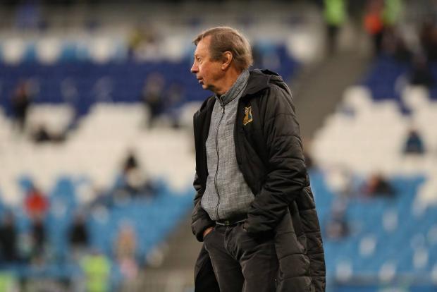 Семин покинул пост главного тренера «Ростова» после двух месяцев работы