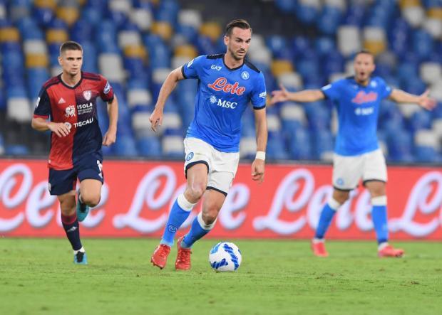 «Наполи» одержал шестую победу подряд в серии А перед матчем со «Спартаком»